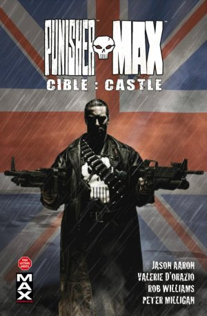 Punisher Max 3 - Cible : castle