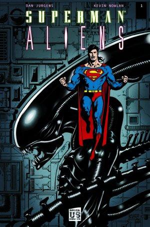 Superman / Aliens édition simple