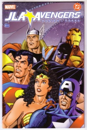 JLA / Avengers édition simple
