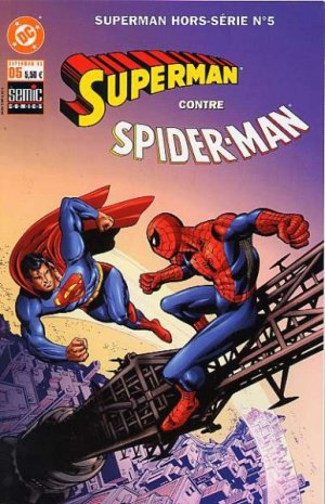 Superman Hors-Série 5 - Superman contre Spider-Man
