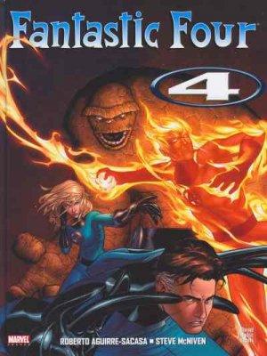 Fantastic Four - Four édition Deluxe