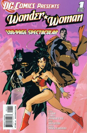 DC Comics presents - Wonder Woman édition Issues