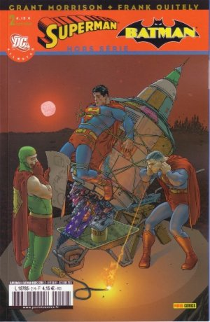 Superman & Batman Hors-Série # 2