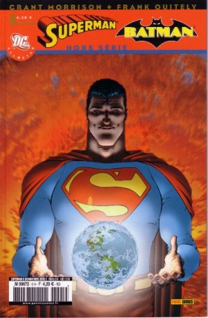 Superman & Batman Hors-Série 5 - Immortel