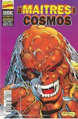 Planète Comics édition Kiosque V1 (1995 - 1996)