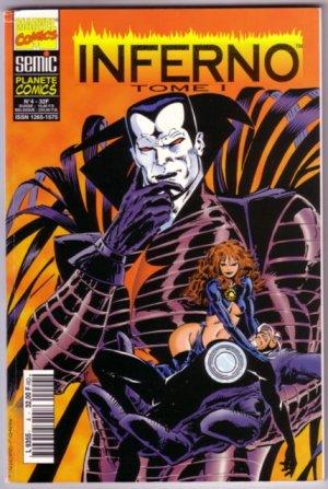Uncanny X-Men # 4 Kiosque V1 (1995 - 1996)