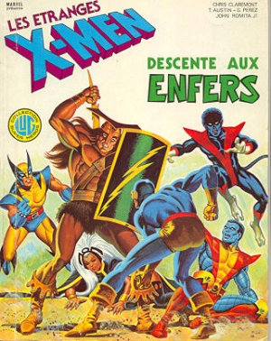 Les Etranges X-Men édition Kiosque (1983 - 1989)