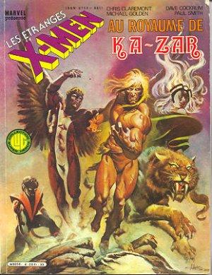 Marvel Fanfare # 4 Kiosque (1983 - 1989)