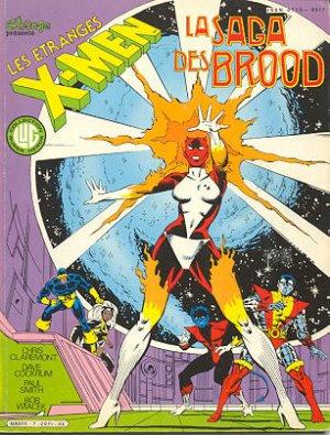 Uncanny X-Men # 7 Kiosque (1983 - 1989)