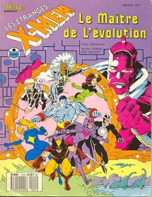 Les Etranges X-Men édition Kiosque (1989 - 1990)