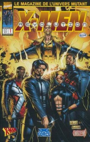X-Men Revolution édition Kiosque (2001 - 2002)