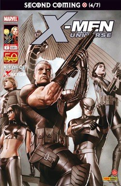 X-Force # 2 Kiosque V2 (2011 - 2012)