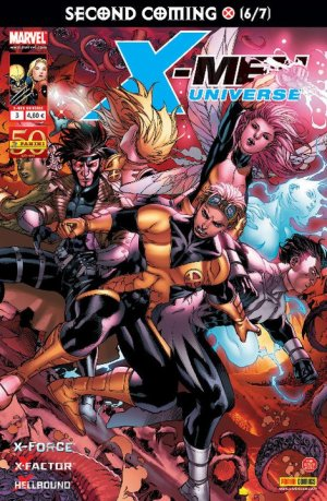 X-Men - Hellbound # 3 Kiosque V2 (2011 - 2012)