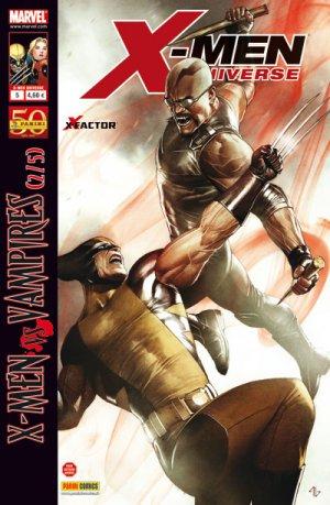 X-Men Universe # 5