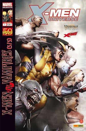 X-Men Universe # 7