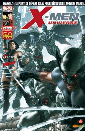X-Men Universe # 10