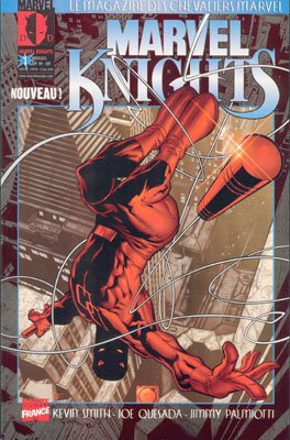 Marvel Knights édition Kiosque V1 (1999 - 2002)