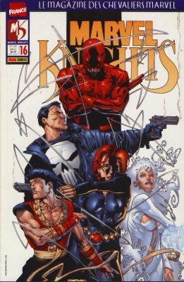 Marvel Knights #16