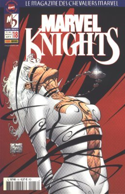 Marvel Knights #18