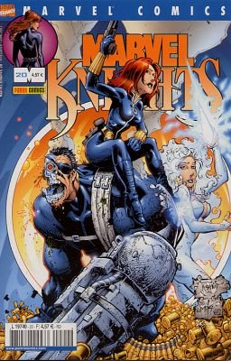 Marvel Knights #20