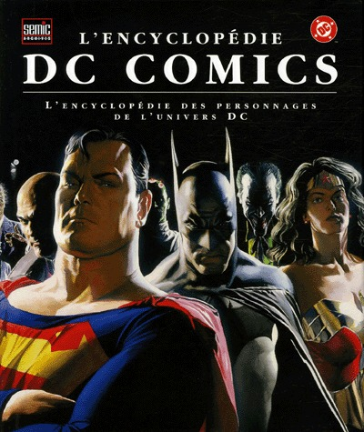 DC Comics - L'Encyclopédie édition Hardcover (cartonnée) (2007)