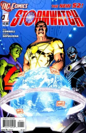Stormwatch # 1 Issues V3 (2011 - 2014)