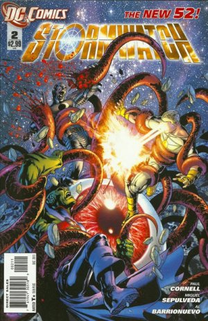 Stormwatch # 2 Issues V3 (2011 - 2014)