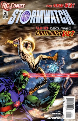 Stormwatch # 3 Issues V3 (2011 - 2014)