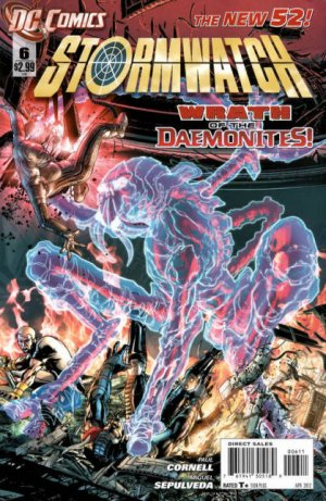Stormwatch # 6 Issues V3 (2011 - 2014)