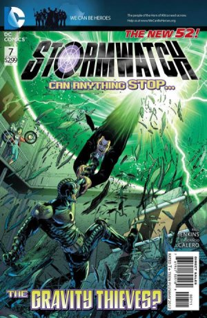 Stormwatch 7 - Supercritical Part One