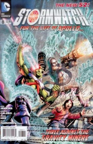 Stormwatch # 8 Issues V3 (2011 - 2014)