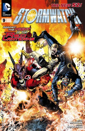 Stormwatch # 9 Issues V3 (2011 - 2014)