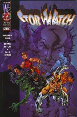 Stormwatch édition Kiosque (1999 - 2000)