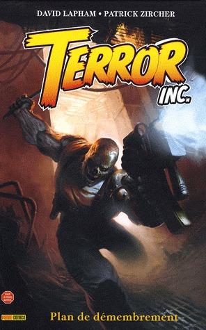 Terror Inc. # 1 Deluxe