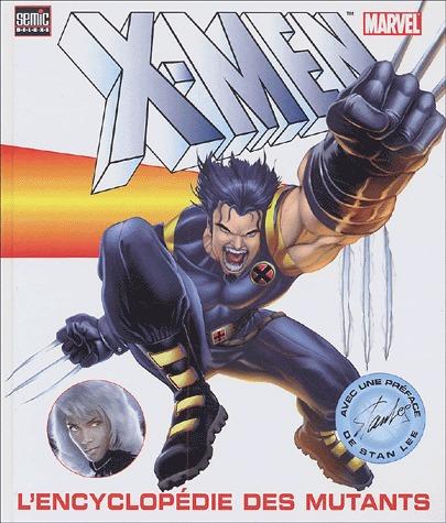 X-Men - L'Encyclopédie des Mutants édition Deluxe