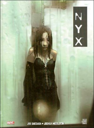 NYX édition TPB Hardcover - Marvel Graphic Novels