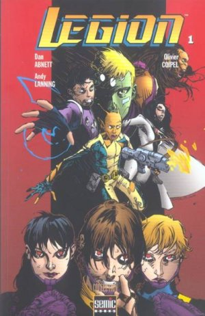 Legion édition TPB Softcover
