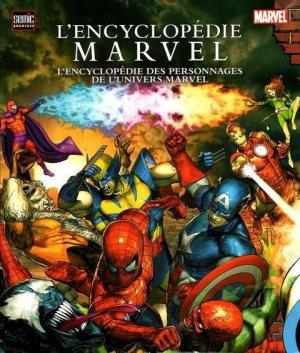 L'encyclopédie Marvel édition Réédition (2010)