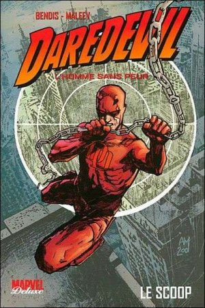 Daredevil édition TPB HC - Marvel Deluxe - Issues V2 (Bendis)