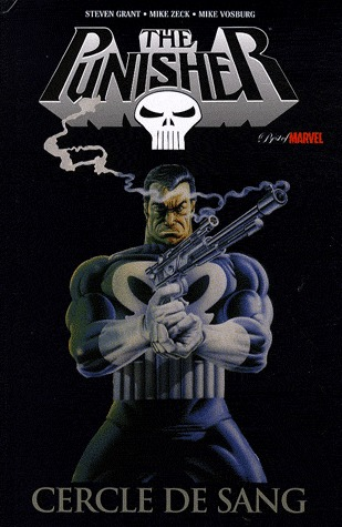 Punisher # 1 TPB Hardcover - Best Of Marvel
