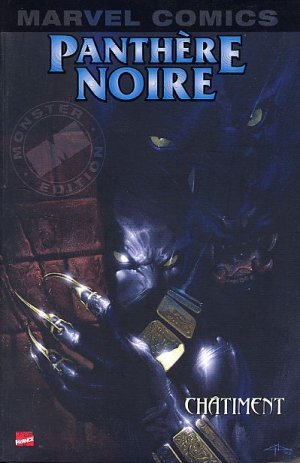 Black Panther édition TPB Softcover - Marvel Monster - Issues V3