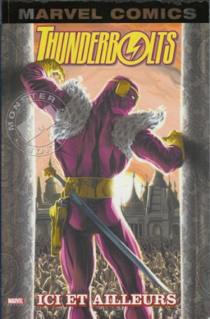Thunderbolts édition TPB softcover (souple)