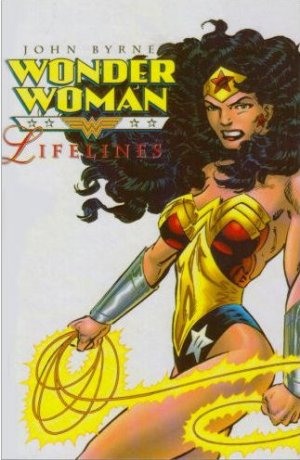 Wonder Woman édition TPB Library Binding - Issues V2