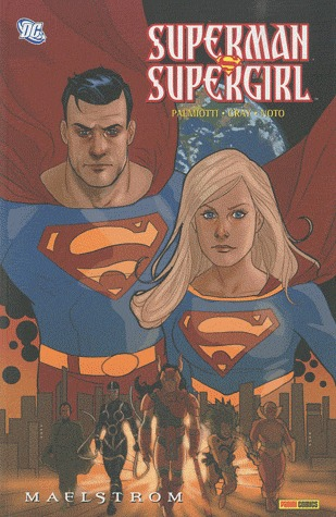 Superman / Supergirl édition Simple