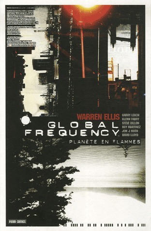 Global frequency édition TPB softcover (souple) (2007 - 2008)