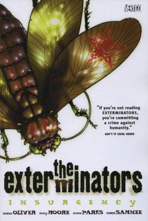 Les exterminateurs édition TPB softcover (souple)
