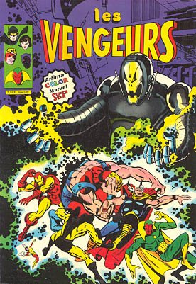 Avengers édition Kiosque (1980 - 1984)