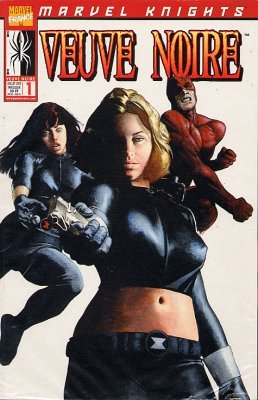 Veuve noire édition simple (Marvel Knights)