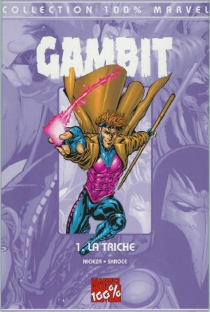 Gambit édition TPB SC - 100% Marvel - Issues V3 (1999)