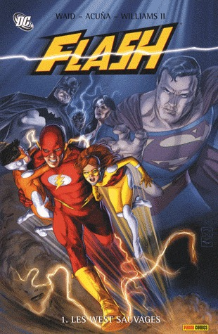 Flash édition TPB softcover (souple) - Issues V2 Suite